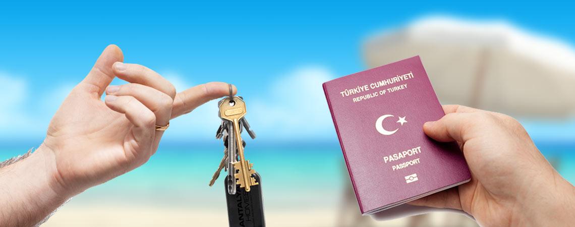 اخذ اقامت ترکیه با خرید ملک